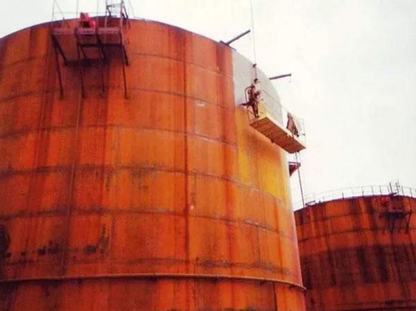 ППР на ремонт резервуара